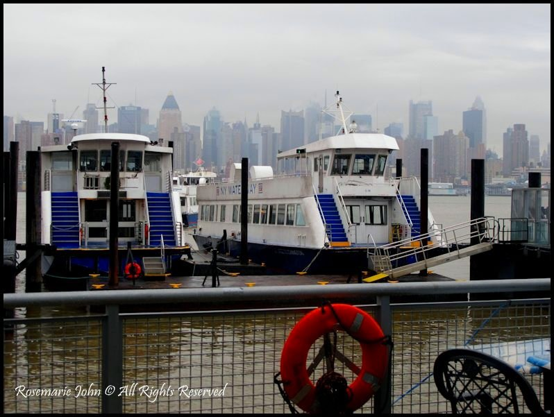 How to Travel from New Jersey to New York by Ferry
