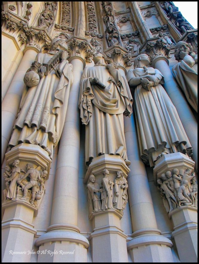 The Cathedral Church of Saint John the Divine – NYC | Travel and