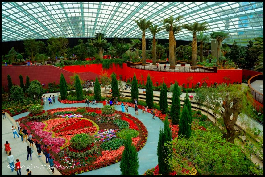 Garden By The Bay Entrance Fee Singapore exellent gardenthe bay entrance fee singapore tulipmania 2016