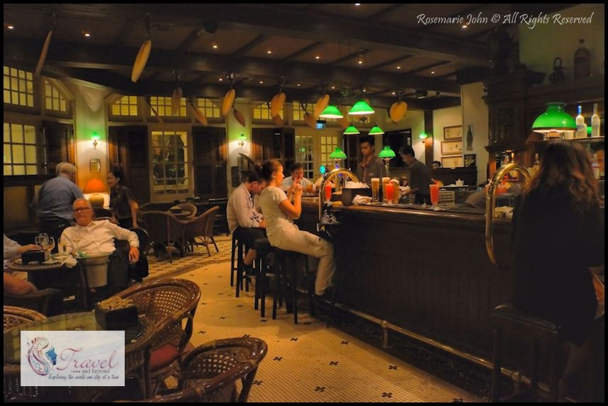 Singapore's Traditional Watering Hole