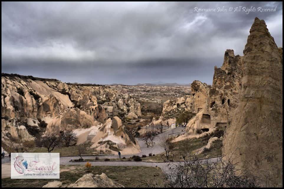 Landscape of Göreme
