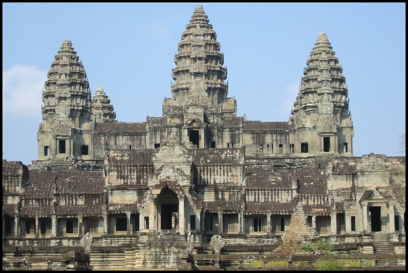 Image of Angkor Wat by Pigalle
