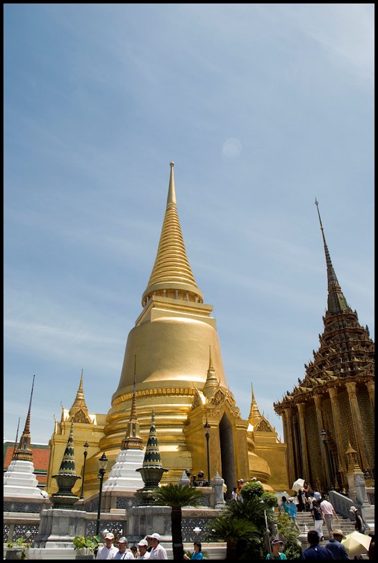 Image of Grand Palace Bangkok by whl.travel