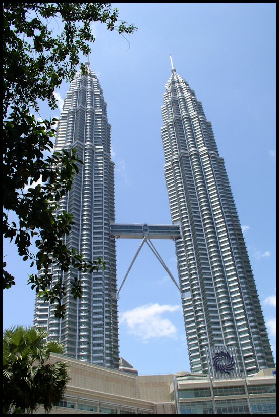 Image of Petronas Towers by Mike Schaffner