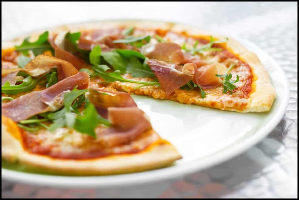 Pizza Parma E Rucola