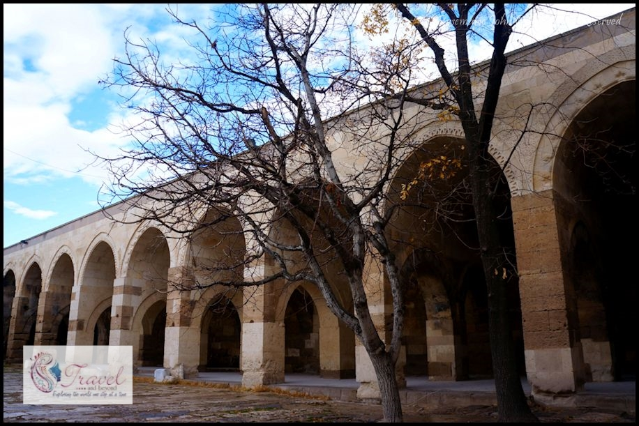 Luxury Caravanserail