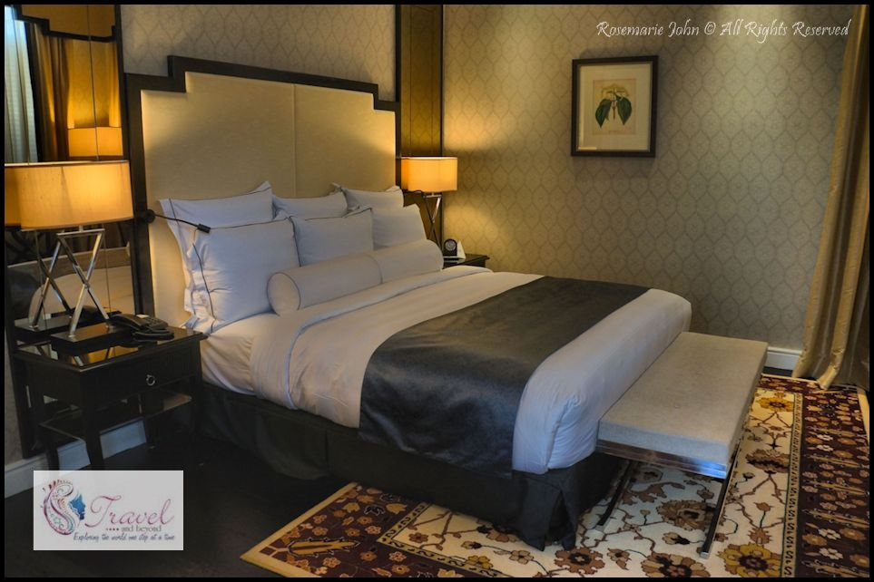 My Colonial Suite - Bedroom