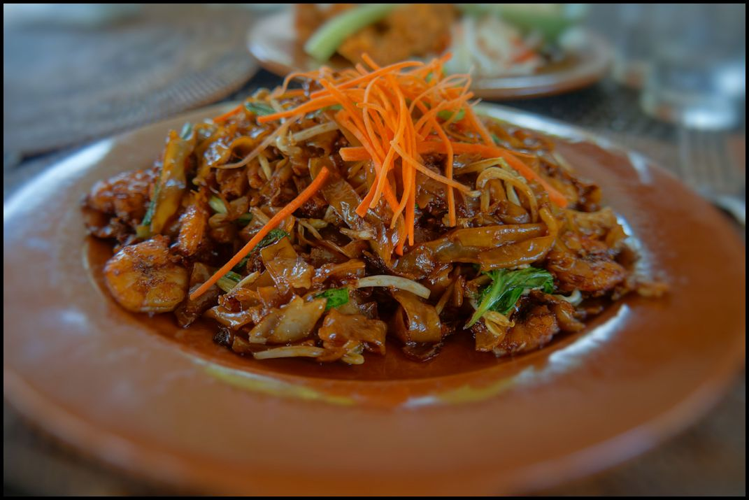 Prawn Fried Kuey Teow