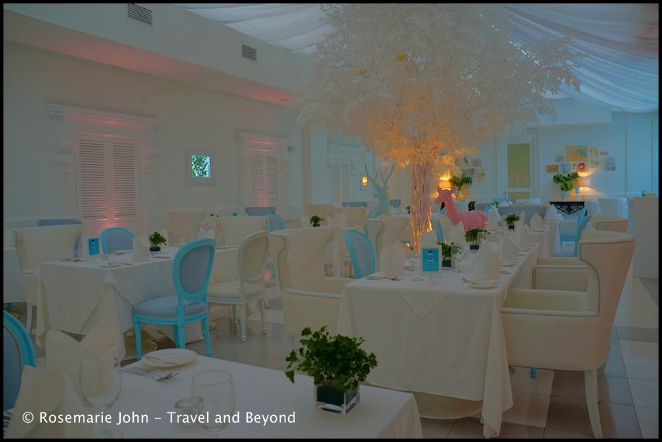 The Dining Room at MM