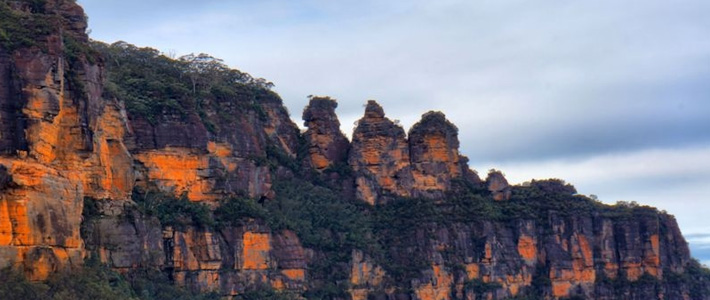 Thumbnail image for The Three Sisters at Katoomba, NSW