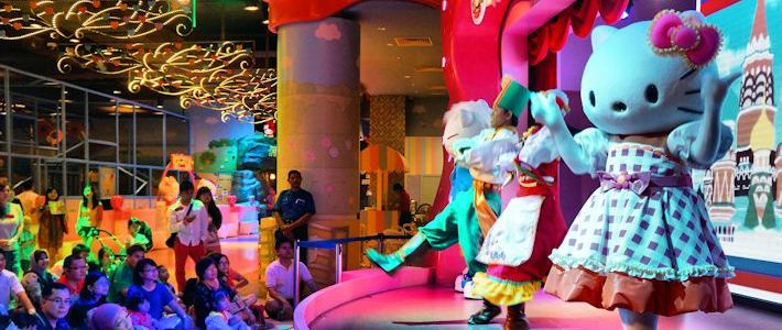 Thumbnail image for Hello Kitty Town – Rekindling Memories of Childhood
