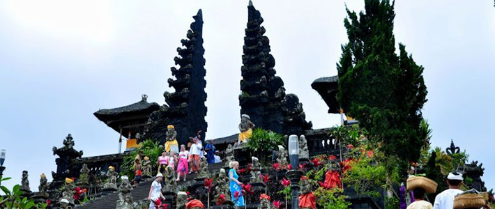 Thumbnail image for The Balinese Mother Temple of Besakih
