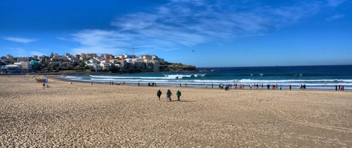Thumbnail image for Strolling Down Bondi