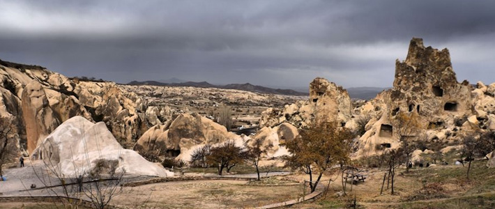 Thumbnail image for The Subterranean World of Cappadocia