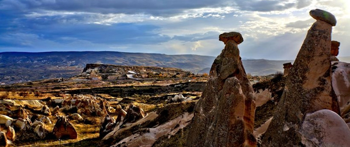 Thumbnail image for In Pictures: The Fairy Chimneys of Cappadocia