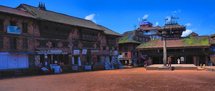 Thumbnail image for The Dattatreya Courtyard of Bhaktapur Durbar Square