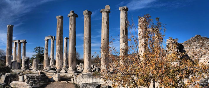Thumbnail image for The Remains of a Greco-Roman City – Aphrodisias