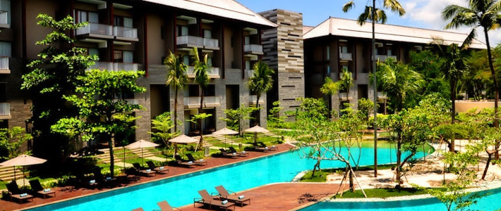 Thumbnail image for Staying at the Marriott Courtyard Nusa Dua, Bali