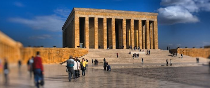 Thumbnail image for Anıtkabir, The Mausoleum of Mustafa Kemal Atatürk