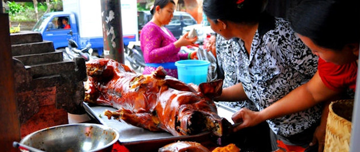 Thumbnail image for Tasting an Ubudian Delicacy