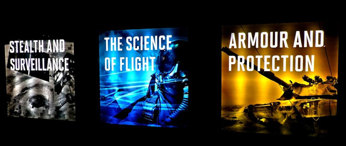 Thumbnail image for Defence Science Revealed in Singapore