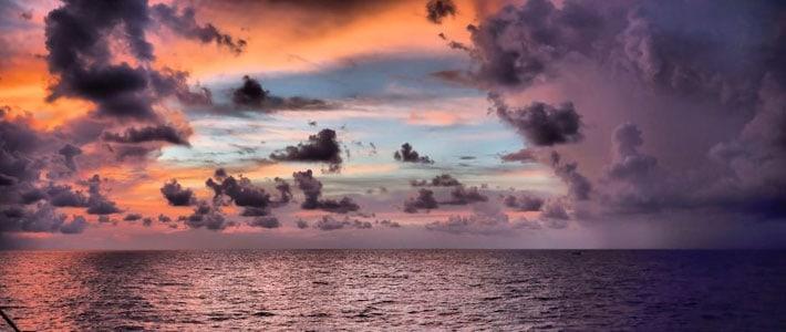 Thumbnail image for Sunset Cruise Along Malohom Bay, Borneo