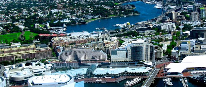 Thumbnail image for Views from the Sydney Tower Eye Observation Deck