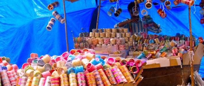 Thumbnail image for The Colourful Bangles of Hyderabad