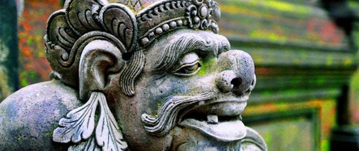 Thumbnail image for Standing Vigil – The Loyal Temple Guardian