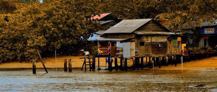 Thumbnail image for It's a Village Life on the Tiny Island of Ubin