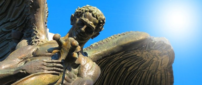 Thumbnail image for Face of an Angel – The Peace Fountain