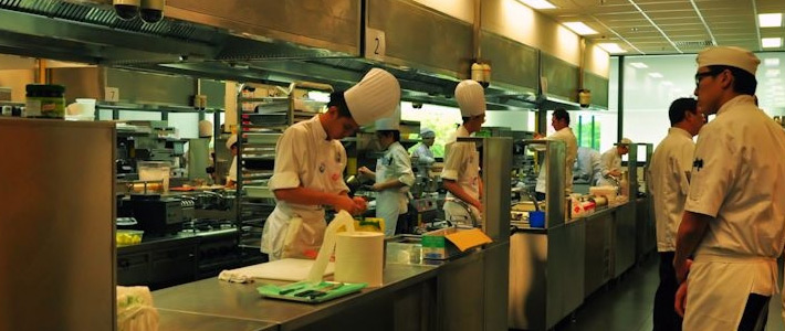 Thumbnail image for Young Chefs Cook Up A Stir in Singapore