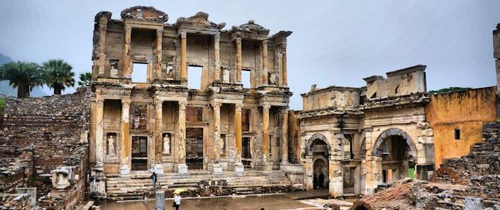 Thumbnail image for Walking Down Curetes Street – Ephesus
