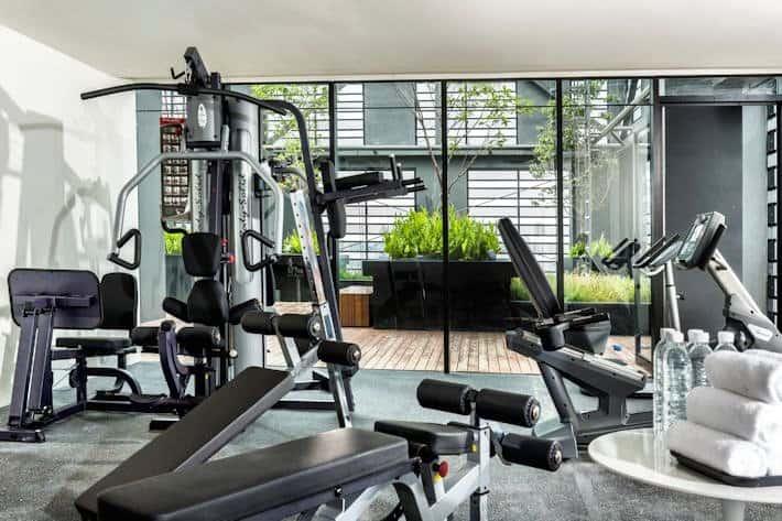 HIEX BKK - Fitness Room
