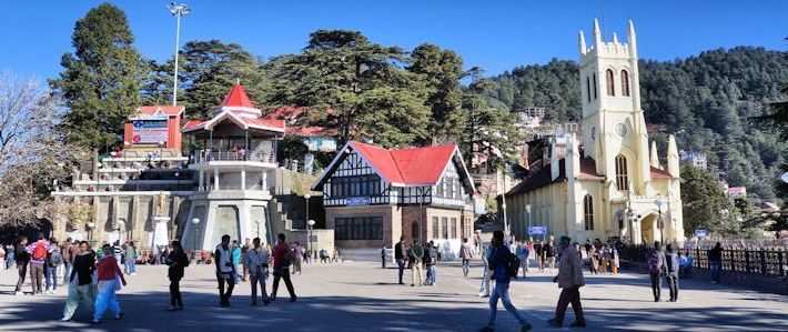 Thumbnail image for Shimla – Summer Capital of India