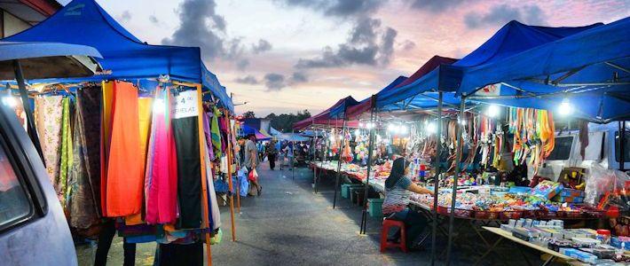 Thumbnail image for Experiencing a Pasar Malam in Terengganu