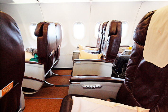 Business Class SilkAir