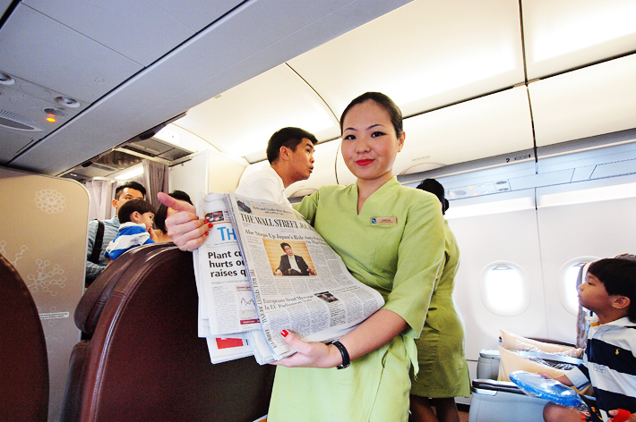 Flight Stewardess SilkAir