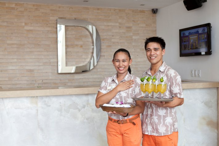 The District Boracay - Staff