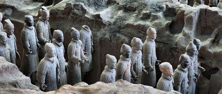 Thumbnail image for Face-to-Face with the Terracotta Warriors in Xi'an