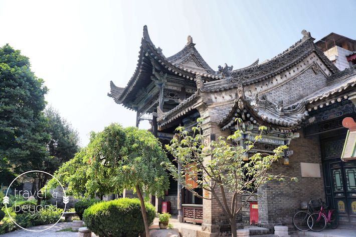 Mosque in Xian