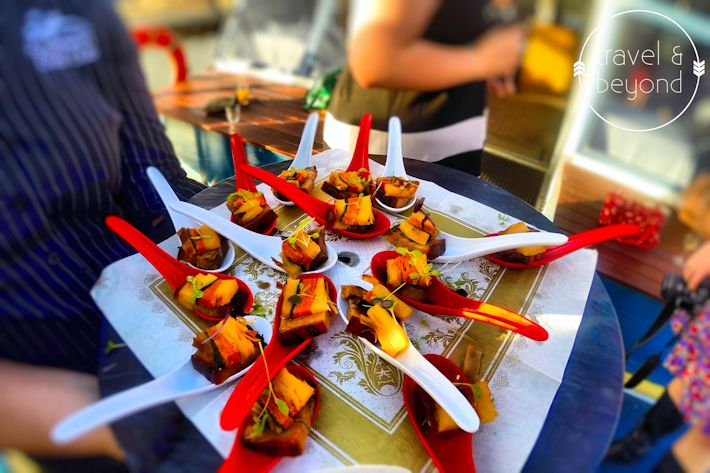 Prok Belly Canapes