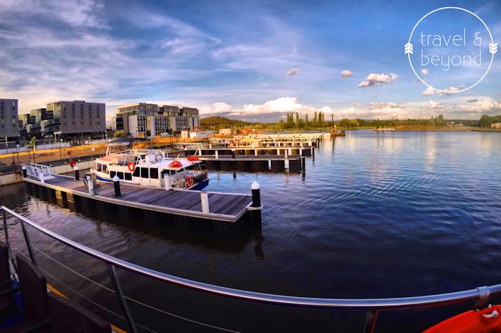 Kingston foreshore is such a beautiful waterfront