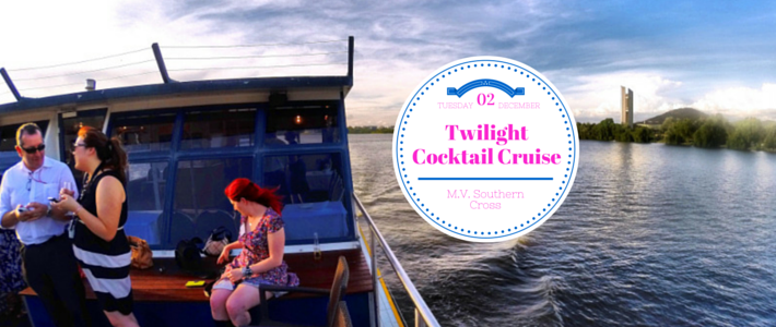 Thumbnail image for Canberra Southern Cross Club – Twilight Cruise