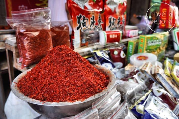 Shopping in Xian