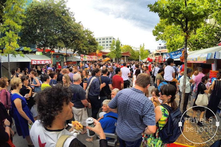 National Multicultural Festival 2015
