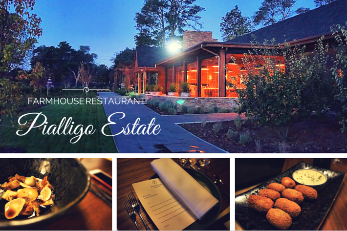 Farmhouse Restaurant at Pialligo Estate – A Food Journey Like No Other