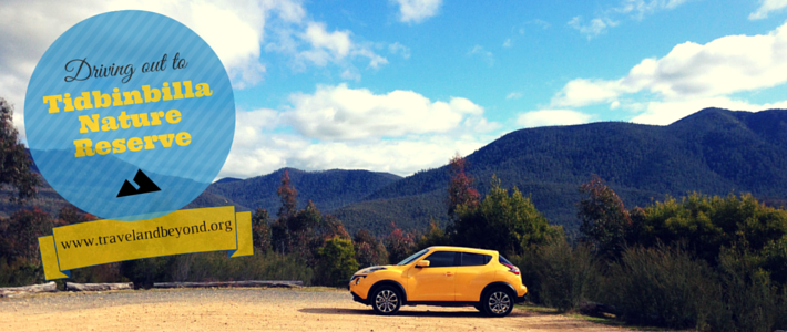 Thumbnail image for Driving Out to Tidbinbilla Nature Reserve