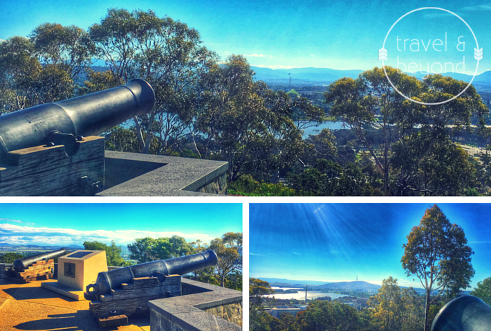 Mount Pleasant Lookout Canberra