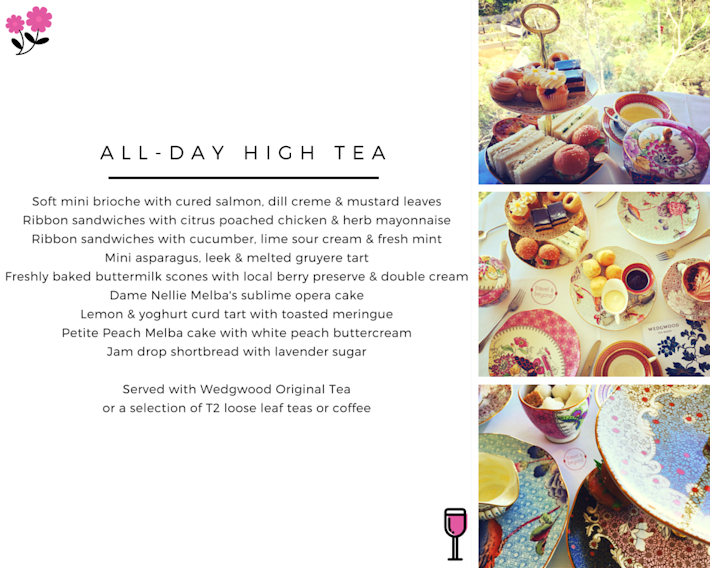 ALL-DAY High TEA
